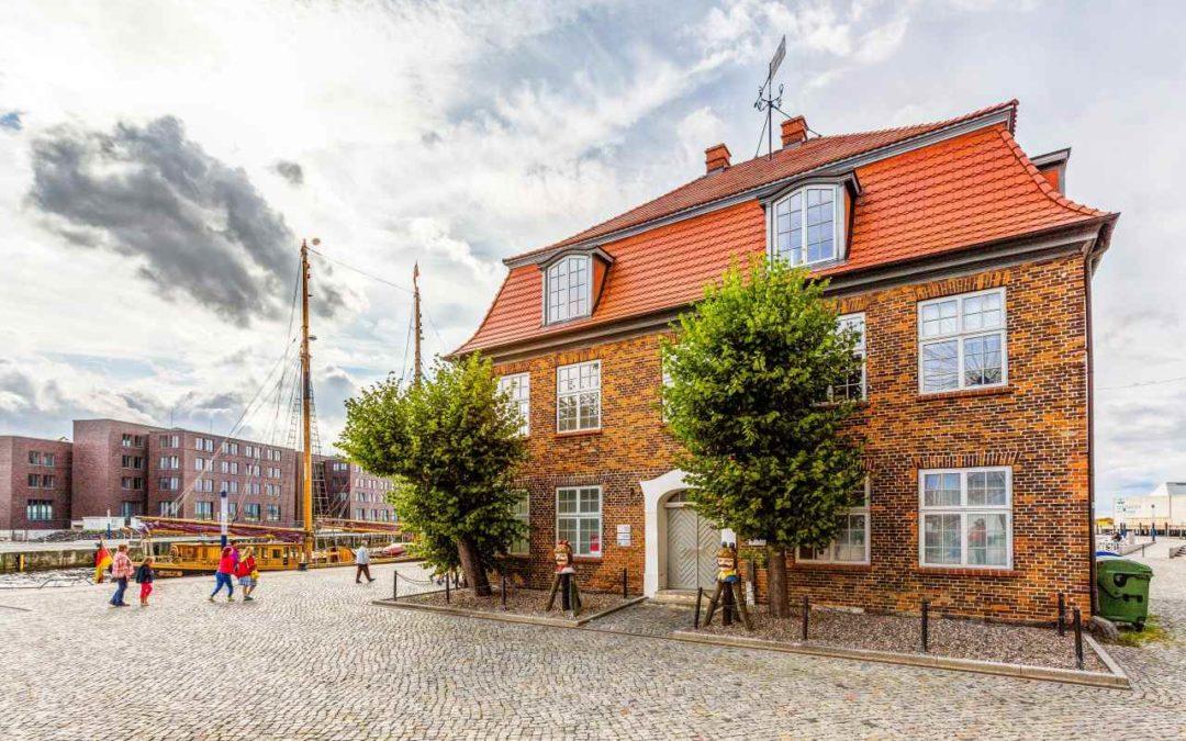 Wismar: neues Maritimes Traditionszentrum mit Dauerausstellung