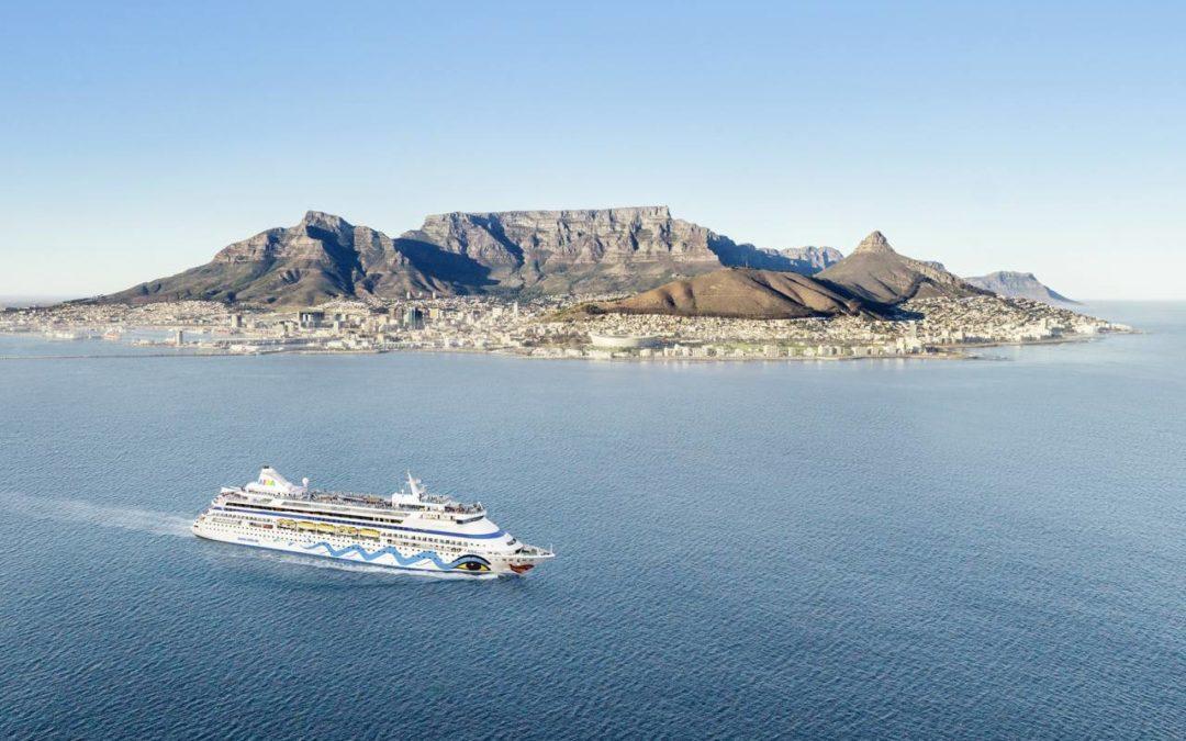 Vierte AIDA-Weltreise mit der AIDAaura startet im Oktober 2020