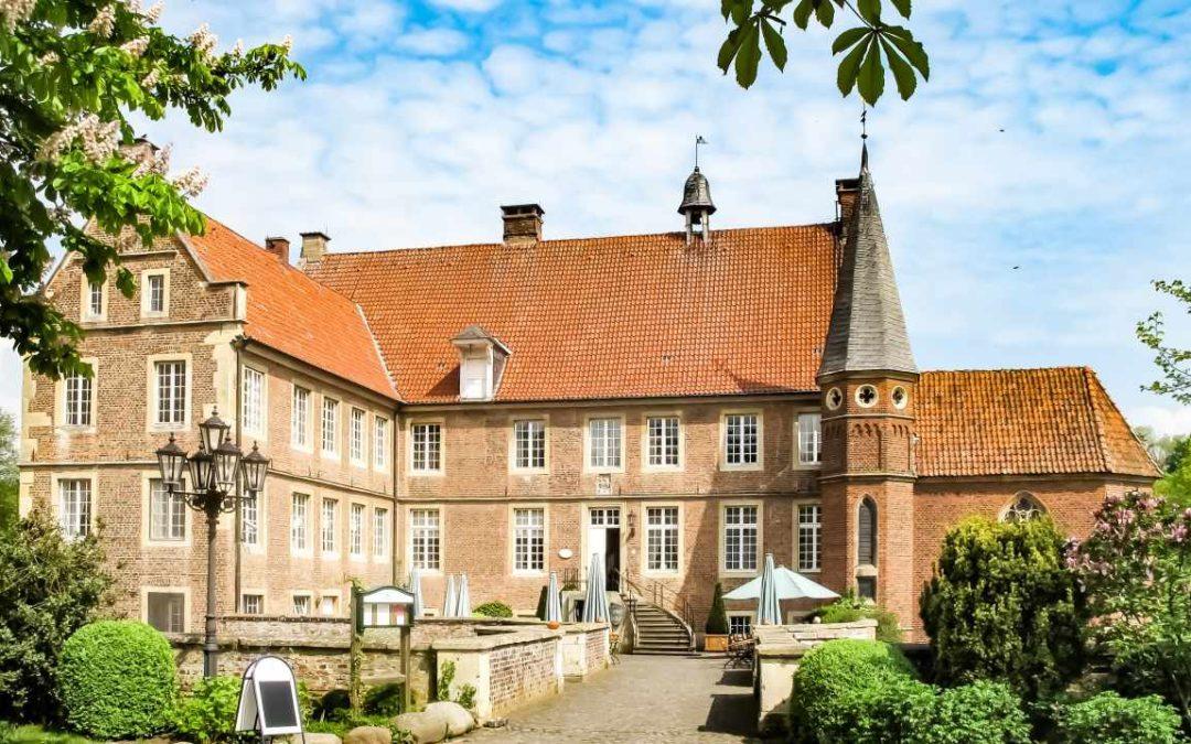 Interdisziplinäres Zentrum für Literatur auf Burg Hülshoff im Münsterland