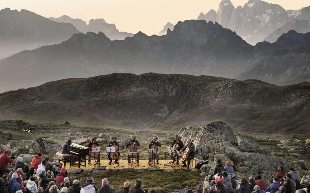 Trentino: Rossini Oper auf über 2000 Metern Höhe