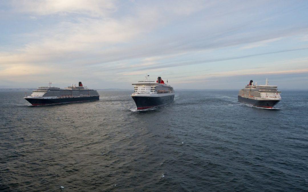 Cunard Kreuzfahrten-Programm für 2020/2021 veröffentlicht