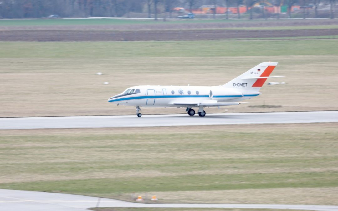 Prototyp für den neuen digitalen Flugfunkstandard LDACS wird erprobt
