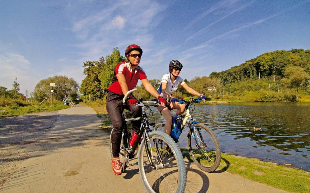 Neue Fahrradkarte für das Radnetz in Nordrhein-Westfalen