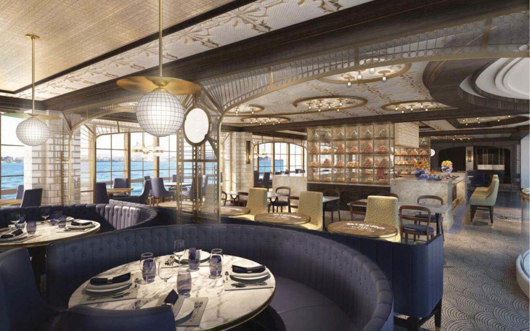 Michelin-Sterne-Küche auf der Sky Princess