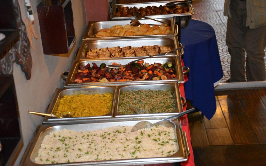 Food-Szene in den Townships Südafrikas