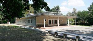 Ehemaliger Kindergarten von Paul Heim und Albert Kempter in Breslau