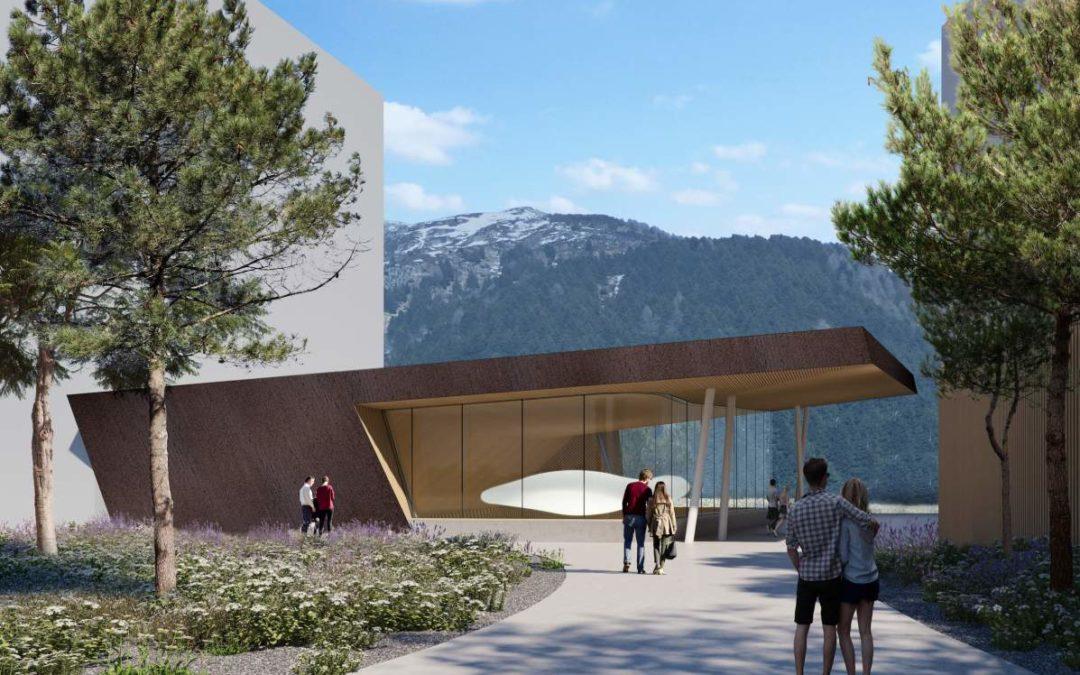 Berliner Philharmoniker weihen neue Konzerthalle in Andermatt ein