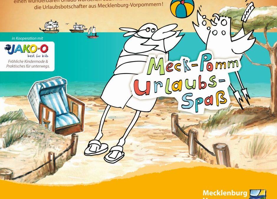 """""""Meck-Pomm Urlaubsspaß"""" für Kinder"""