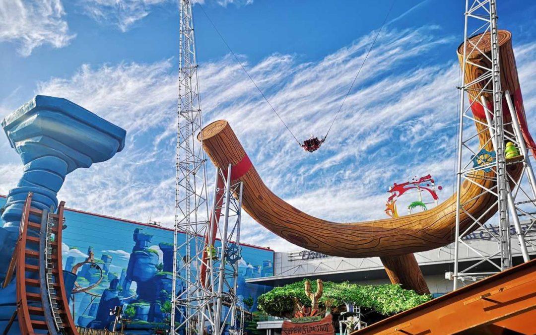 Qatar: Angry Birds-Freizeitpark in Doha eröffnet