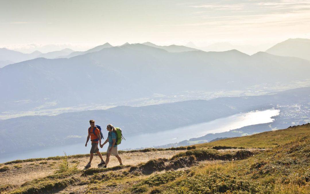 Alpe-Adria-Nock-Trail mit Guide erwandern