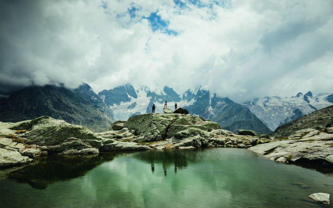 Bernina Tour: Neuer Weitwanderweg um das Berninamassiv