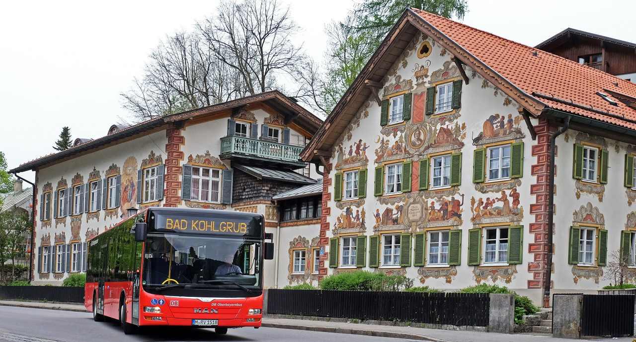 Zugspitz Region Gratis Busse mit Gästekarte