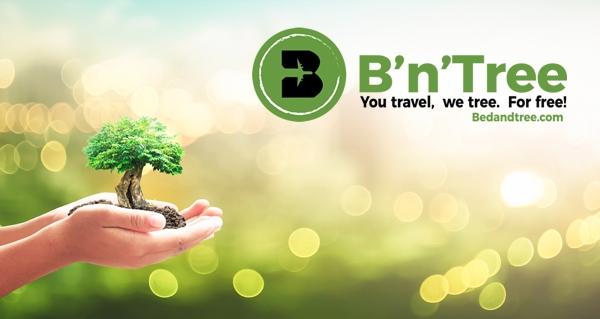Best Western kooperiert mit Bed and Tree und unterstützt Klimaschutz