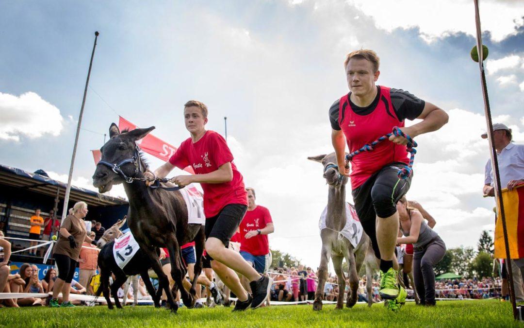 Hersbrucker Eselrennen 2019 – Spaßevent im Nürnberger Land