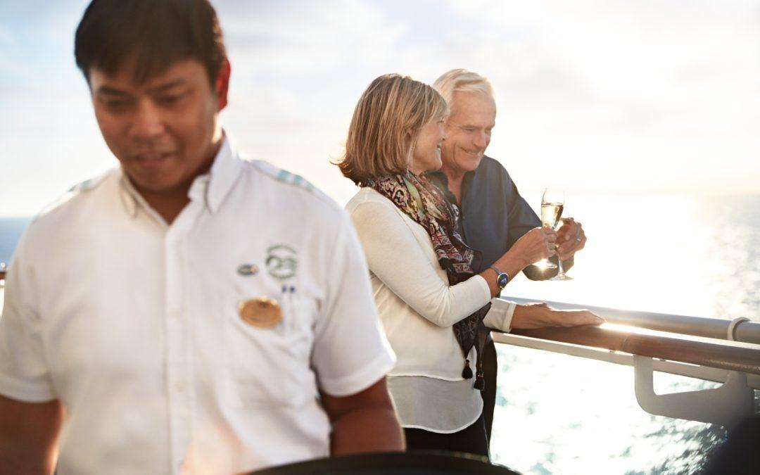 Princess Cruises: Interaktiver Service auf weiteren Schiffen