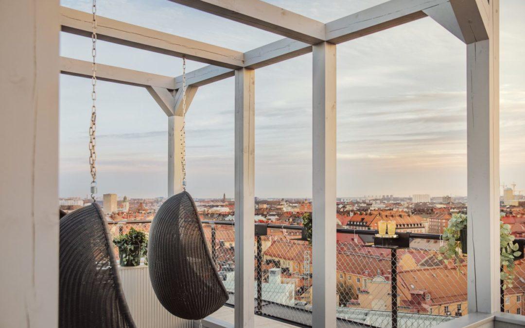 Forbes Magazin zeichnet Dachterrasse von Hotel Blique by Nobis aus