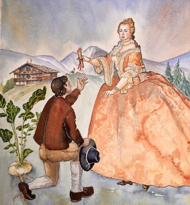 """Uraufführung von """"Der Schnaps der Kaiserin"""" in der Wildschönau"""