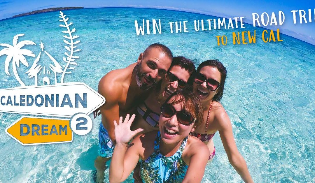 Caledonian Dream 2019 – Reise nach Neukaledonien zu gewinnen