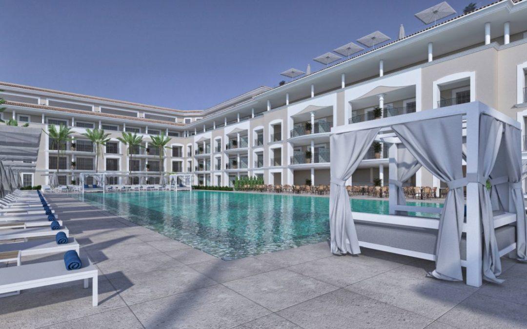 Grupotel Playa de Palma Prestige Suites & Spa eröffnet im Juli 2019