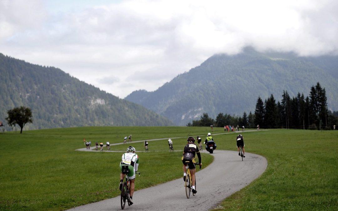 Triathlon-Europameisterschaft 2020 im Kaiserwinkl/Tirol