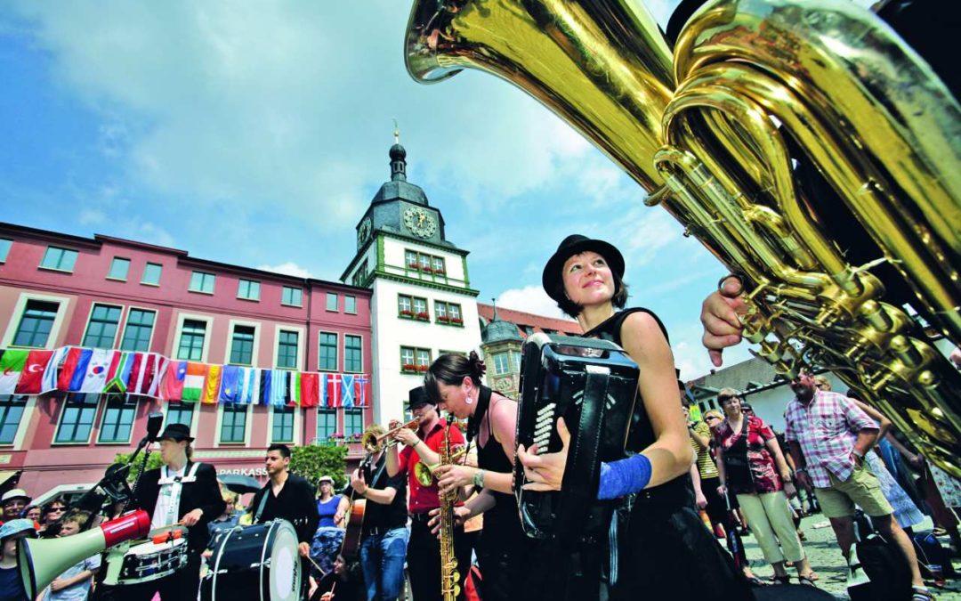"""Rudolstadt Musikfestival 2019 mit dem Schwerpunkt """"Iran"""""""