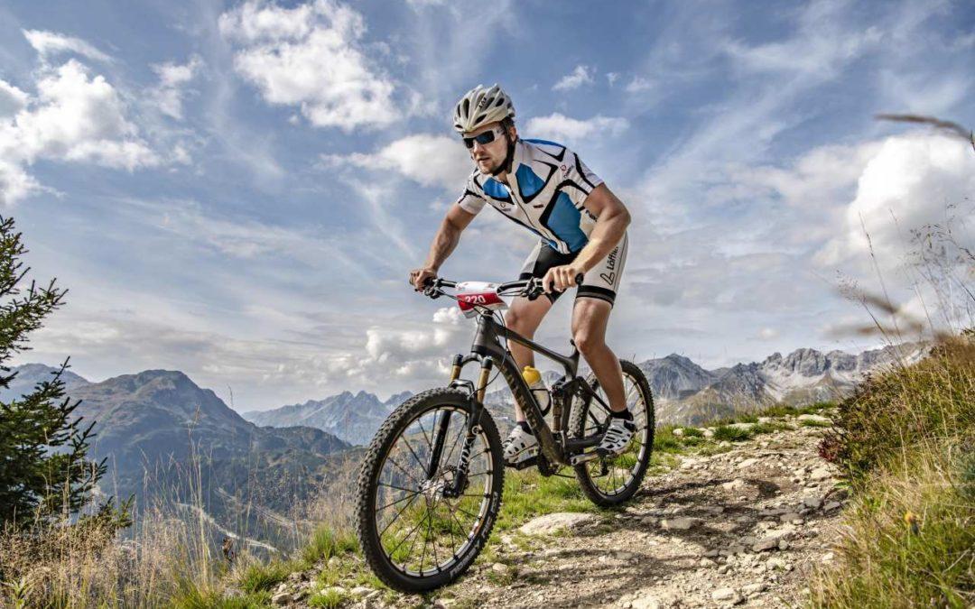 Neuer Extrem-Mountainbike-Wettbewerb in St. Anton am Arlberg