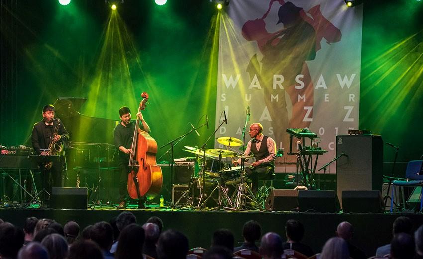 Summer Jazz Days 2019 in Warschau