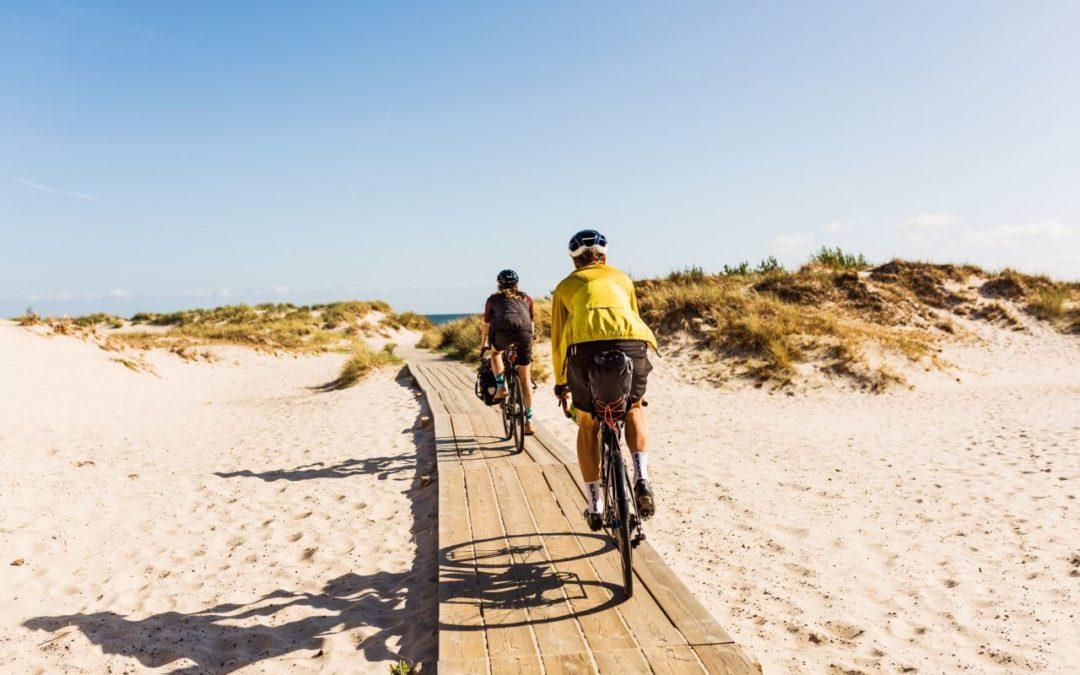 Sydkustleden – neuer Radwanderweg in Skåne
