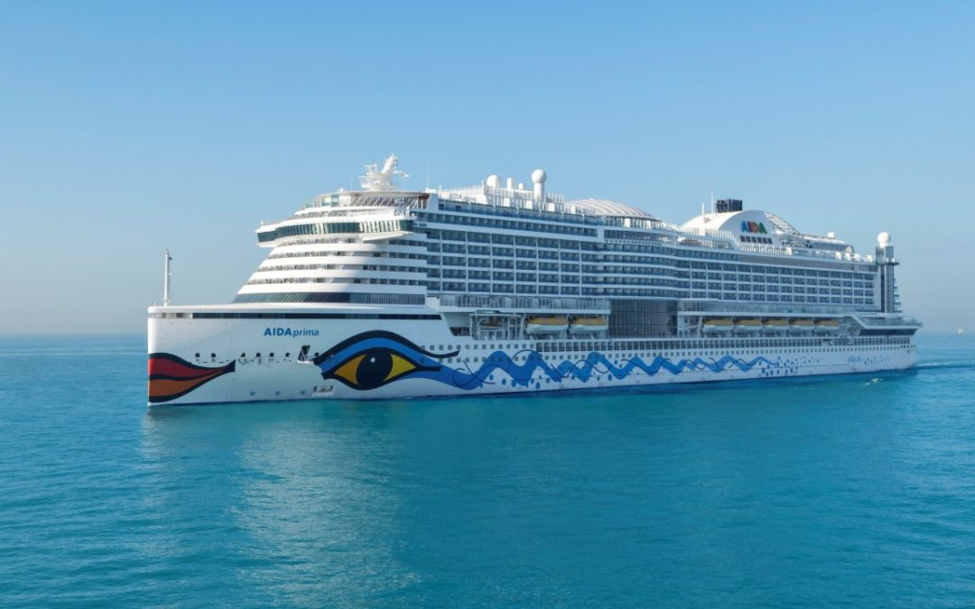 AIDA-Schiffsbesichtigungen jetzt auch in Kopenhagen möglich