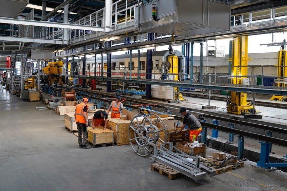 Deutsche Bahn: Großinvestition in Instandhaltung der Fernverkehrsflotte