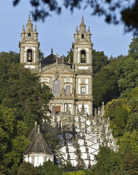 Bom Jesus do Monte in Braga in UNESCO Welterbestätten aufgenommen