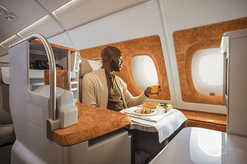 Gold Status für Emirates-Skywards-Mitglieder mit nur einem Flug