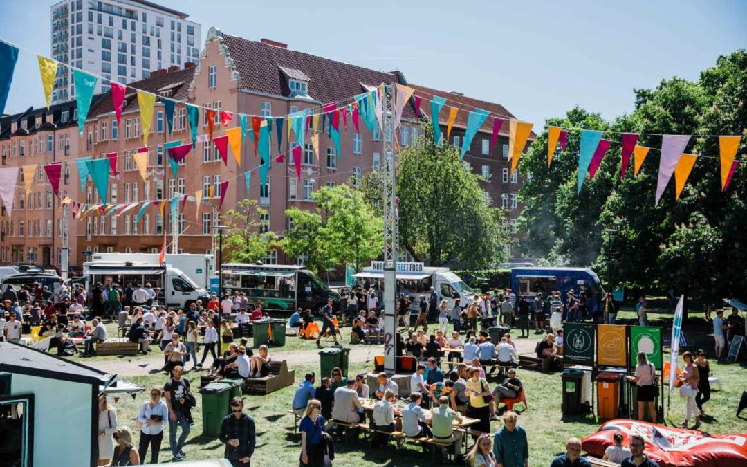 Finale der European Street Food Awards 2019 in Malmö