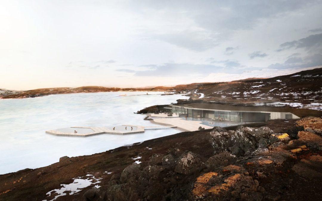 Bäder von Vök Baths – Erste schwimmende Pools auf Island