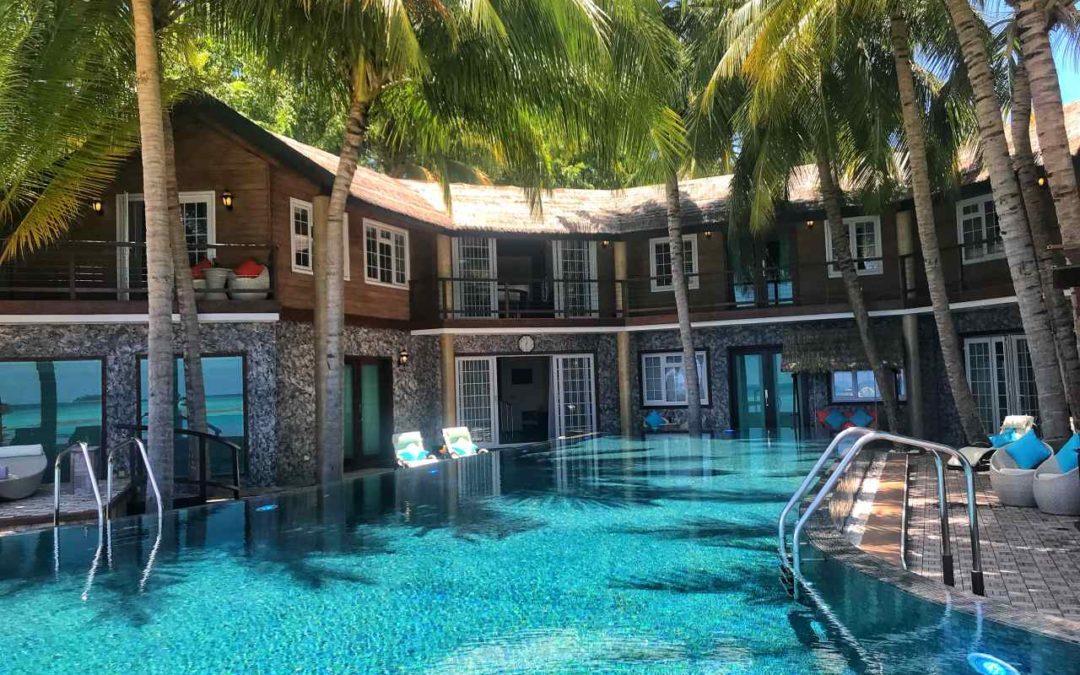 Größte Resort-Villa auf den Malediven eröffnet