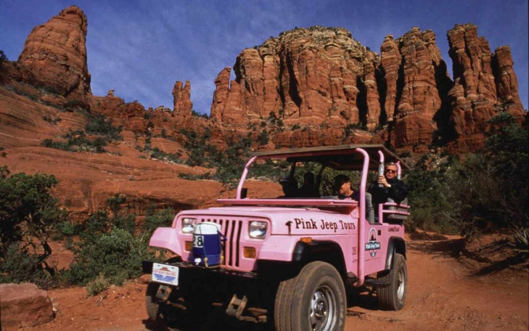 Arizona: Neue Offroad-Tour bis zum Antelope Canyon