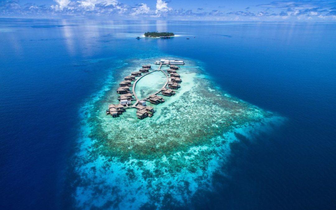 Raffles Maldives Meradhoo auf der Insel Meradhoo eröffnet