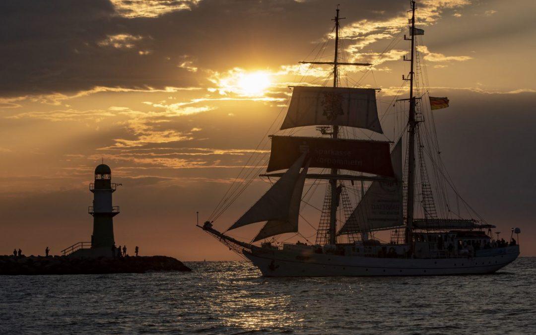 Hanse Sail 2019 erwartet 170 Schiffe in Rostock und Warnemünde