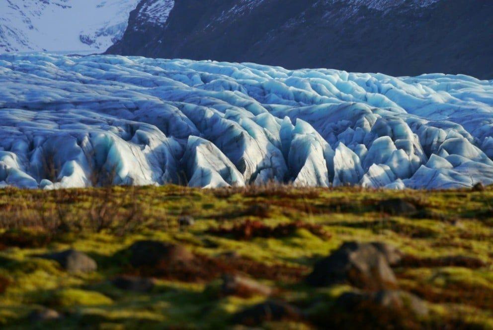 Island: Nationalpark Vatnajökull ins UNESCO-Welterbe aufgenommen