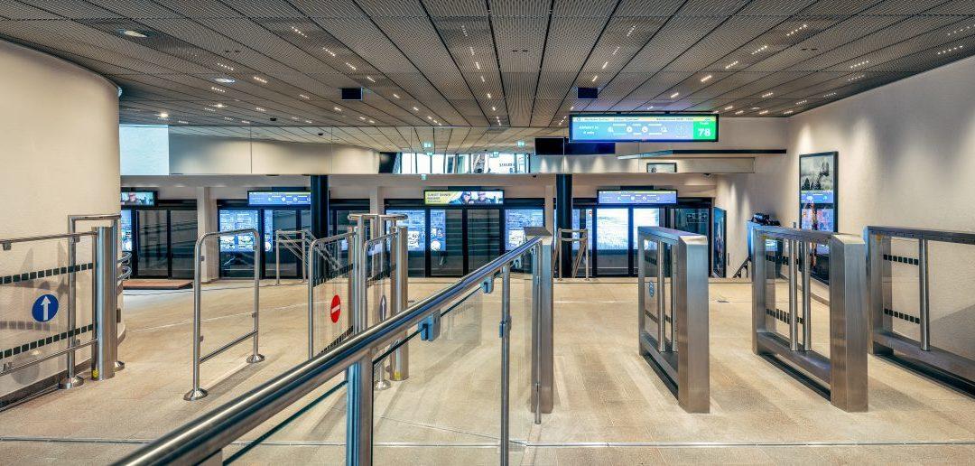 U-Bahn von Serfaus nach Modernisierung wieder eröffnet