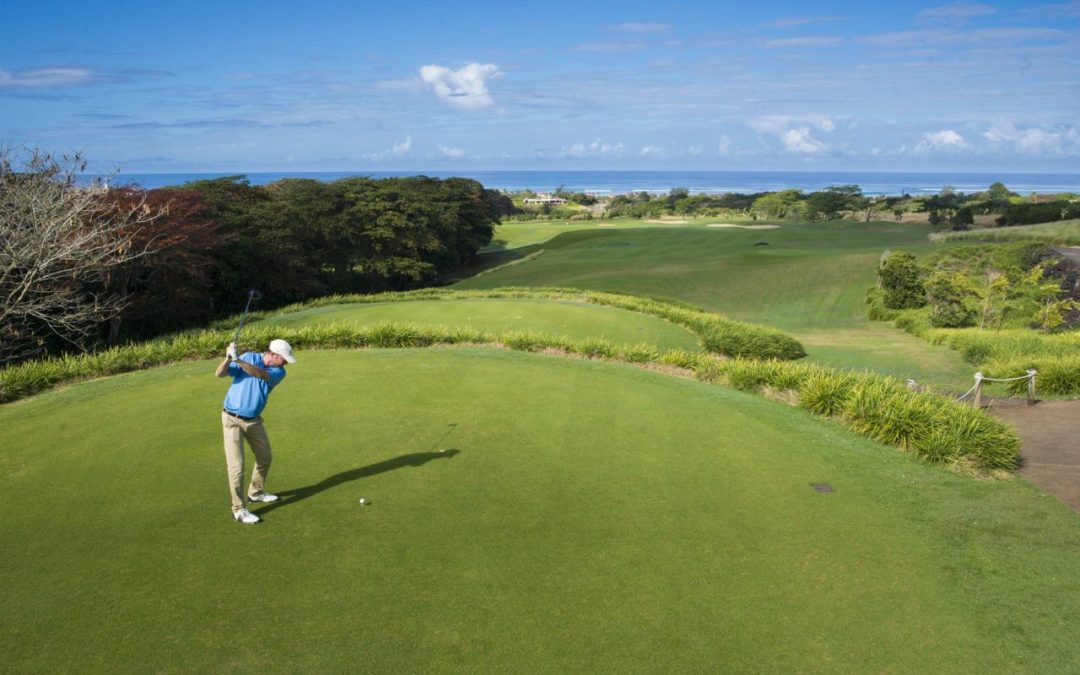 AfrAsia Bank Mauritius Open 2019 im Heritage Golf Club