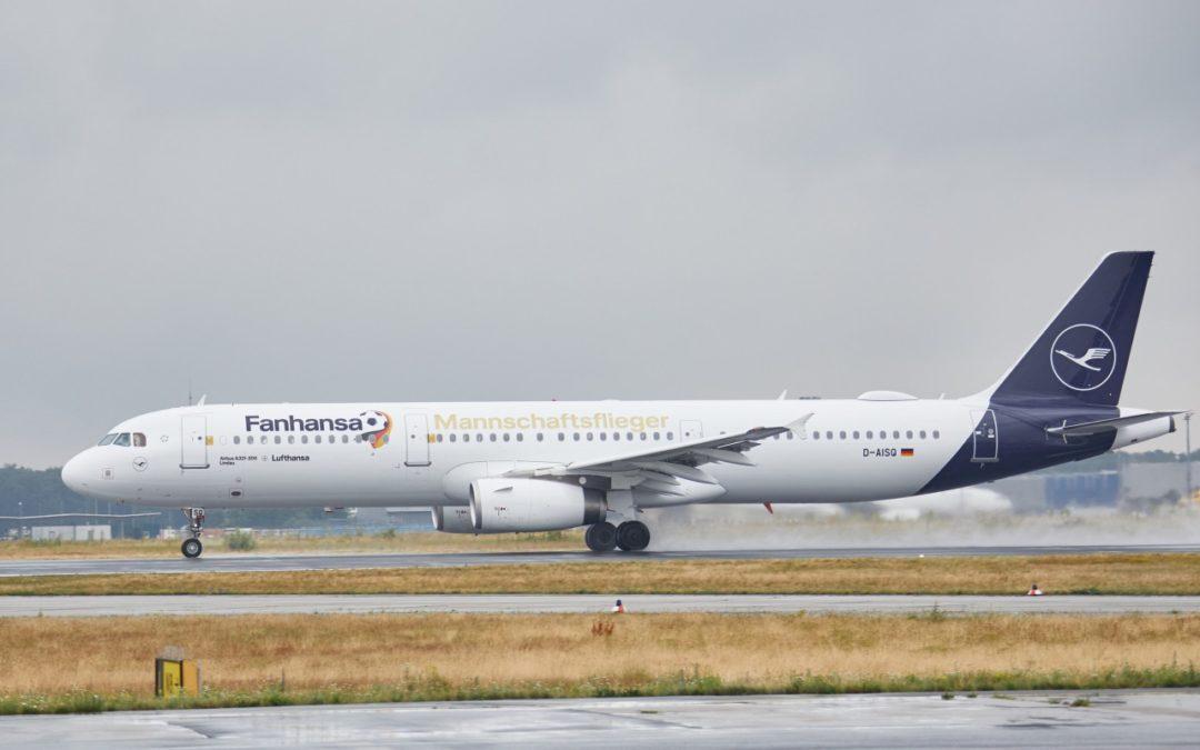 Lufthansa verlängert Partnerschaft mit DFB bis 2022