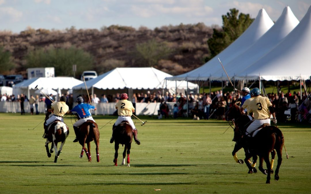 Scottsdale Polo Championships mit Starauftritt von Nacho Figueras