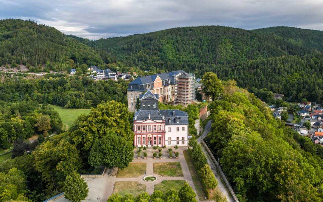 Das Schwarzatal im Thüringer Wald feiert den Tag der Sommerfrische