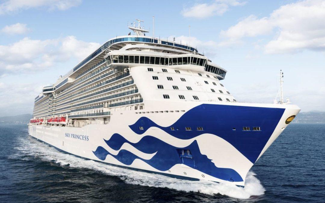Princess Cruises im Sommer 2021 mit fünf Schiffen in Europa