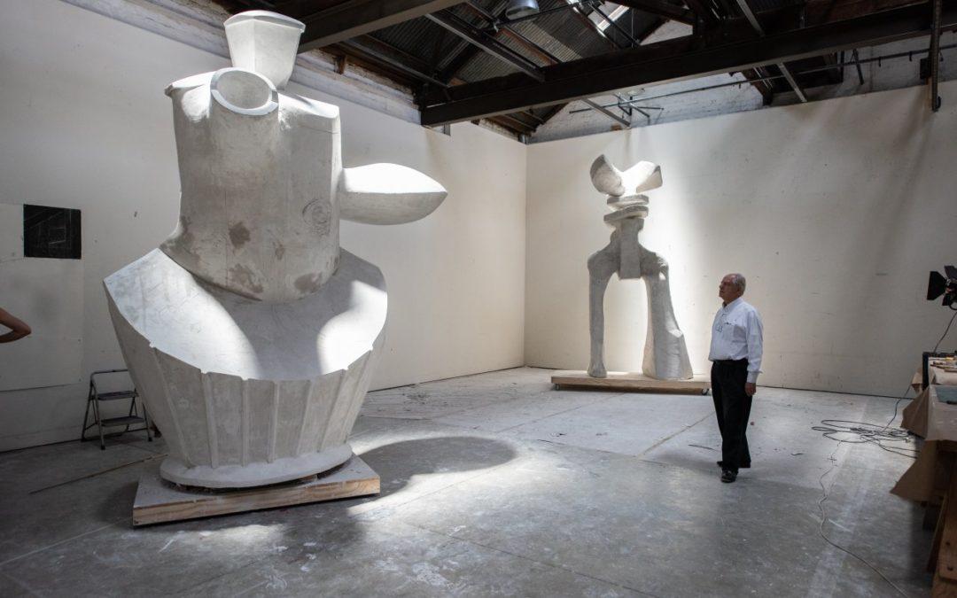 Große William Kentridge Ausstellung in Kapstadt