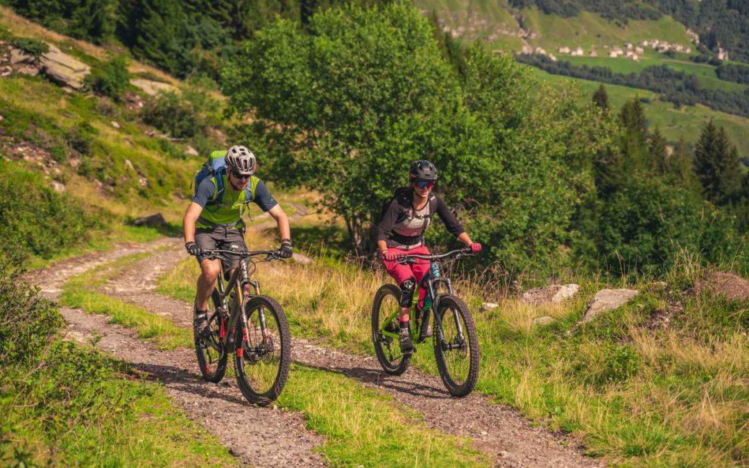 Zwei neue Mountainbike-Routen im Bleniotal im Tessin