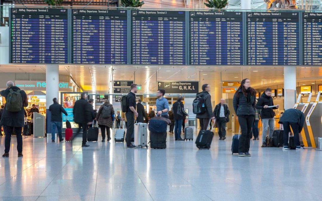 Flughafen München unter Top 5 der am besten vernetzten Flughäfen