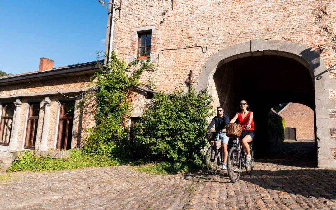 "Wallonie: 880 Kilometer markierte Radwege im Knotenpunktnetz ""Vhello"""