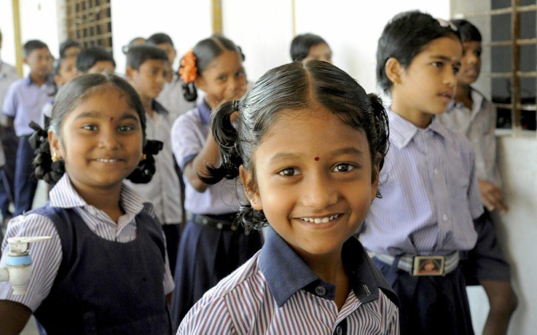 Neue Schulprojekte in Asien von AIDA Cruise & Help